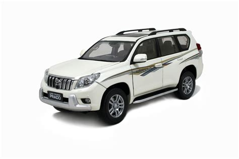 land cruiser prado car toyota land cruiser prado 2009 1 18 scale diecast model
