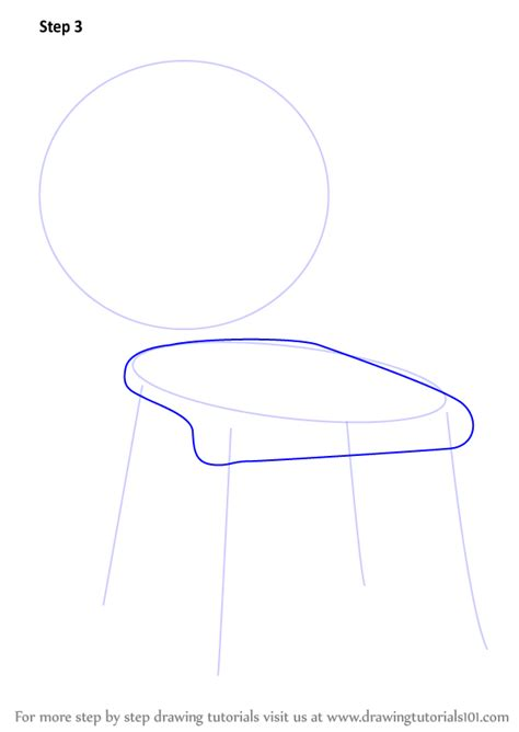 how to draw a recliner chair step by step learn how to draw a decorative chair furniture step by