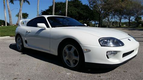 books about how cars work 1995 toyota supra auto manual purchase used 1995 toyota supra in largo florida united states for us 16 800 00