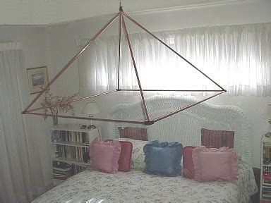 pyramid bed over the bed pyramid all about dowsing and pyramids