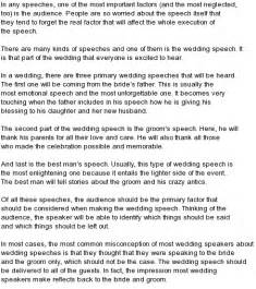 how to write a wedding toast for sister