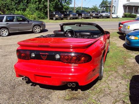 automotive air conditioning repair 2001 pontiac firebird head up display sell used 2001 pontiac firebird trans am convertible 2 door 5 7l in cambridge ohio united states