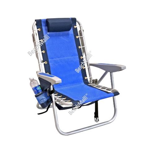 ultimate backpack chair with cooler cheap ultimate backpack chair w cooler blue