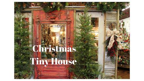 interior home store christmas tiny house at interior homestore sherman tx