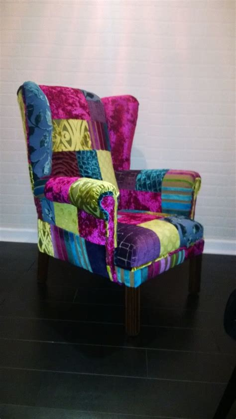 Patchwork Furniture Uk - 48 best images about patchwork chairs sofas upholstery