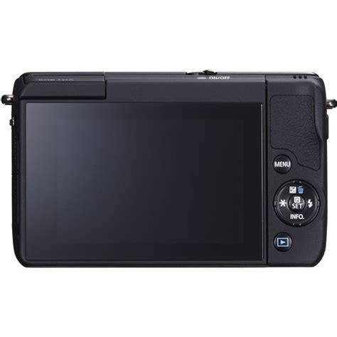 Cashback Canon Eos M10 M 10 15 45 Kit Datascript canon eos m10 with 15 45mm kit black