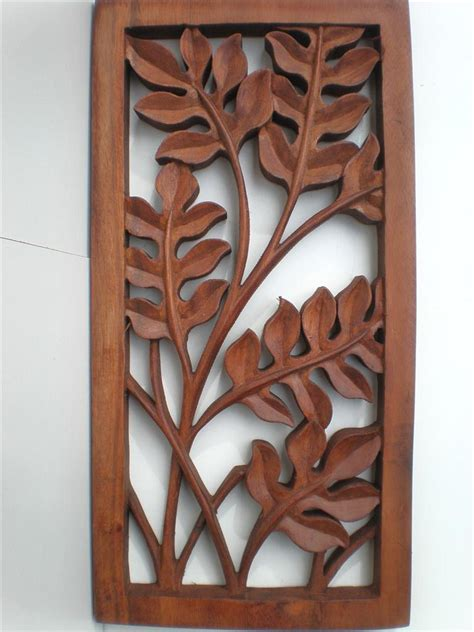 Carved Wall Decor by Wooden Wall Sculptures Carved Wood Wall Decor Home