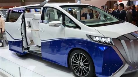 2020 Toyota Alphard by Toyota Alphard Hercule 2020 Special Edition