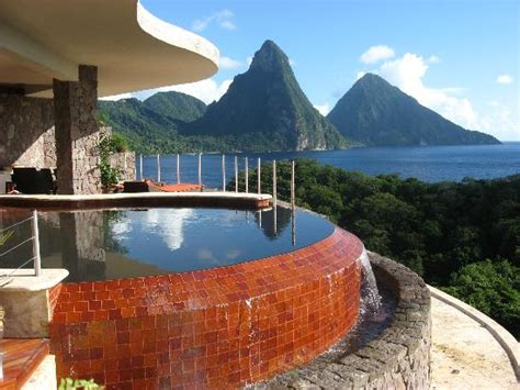 Jc1 St sun suite jc1 picture of jade mountain resort soufriere
