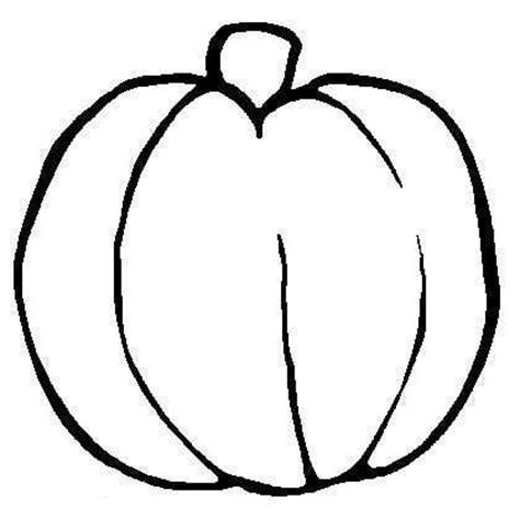 pumpkin outline coloring pages pumpkin outline clip art clipart best