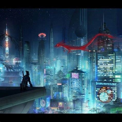 cyberpunk city concept environment sci fi concept art 2578 best cyberpunk images on pinterest cyberpunk
