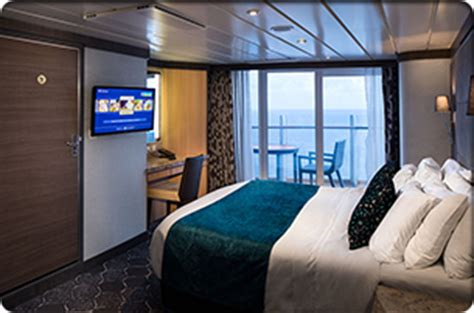 two bedroom aquatheater suite with balcony on harmony of cruises with harmony of the seas staterooms