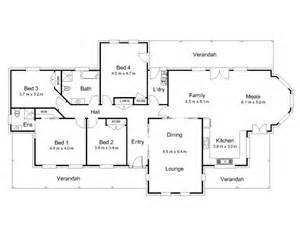 House Plan Australia The Denison 171 Australian House Plans