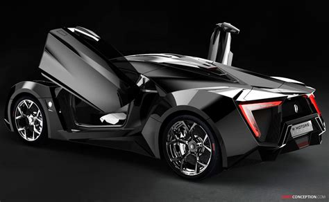 Lykan Hypersport Gets Doors Autoconception Com