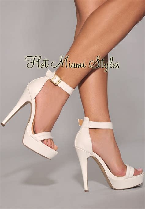 best white high heel sandals photos 2017 blue maize
