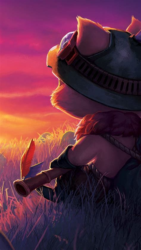 wallpaper iphone 5 lol download teemo wallpapers to your cell phone league of