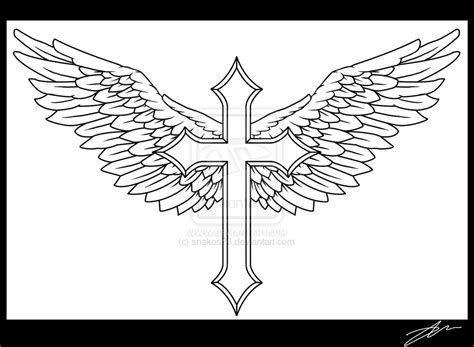 winged cross tattoo 2pac coloring pages coloring pages
