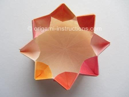 origami octagon box origami octagonal container all the