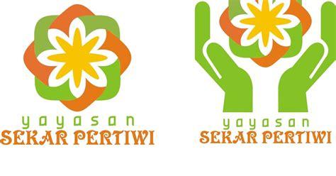cara membuat logo yayasan pendidikan desain logo yayasan sekar pertiwi 2 desain corel foto