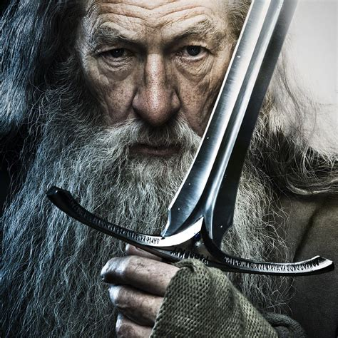 Brands Of Kitchen Knives by Officially Licensed The Hobbit Glamdring Sword Of Gandalf