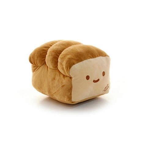 Cushion Plush Cotton by 11 99cotton Food 6 Quot Unsliced Bread Pillow Cushion Doll
