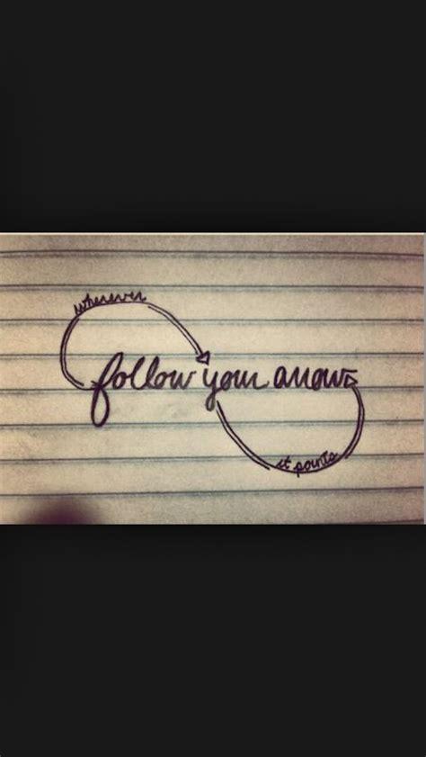 follow your arrow tattoo 1000 ideas about arrow tat on arrow tattoos