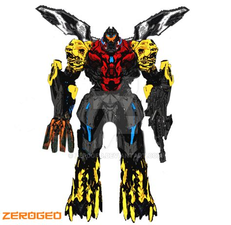 omega supreme transformers concept omega supreme by zer0geo on