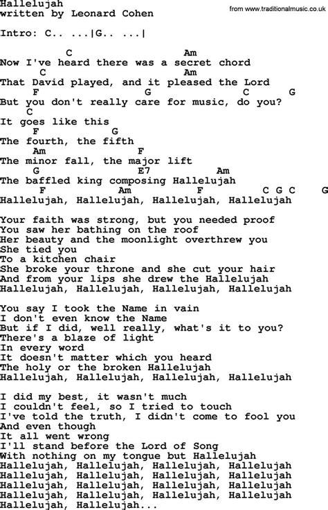 testo halleluia 25 best ideas about leonard cohen hallelujah chords on