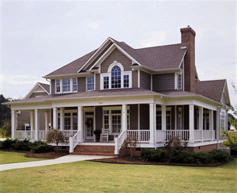 southern home plans with wrap around porches southern living house plans porches escortsea