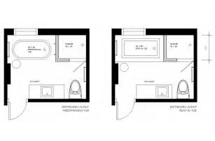 Small Square Bathroom Layout Square Bathroom Layouts Home Design Ideas Home Design