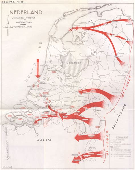 map netherlands during ww2 hobby