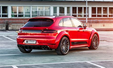 widebody porsche porsche macan pd600m widebody by prior design chopster