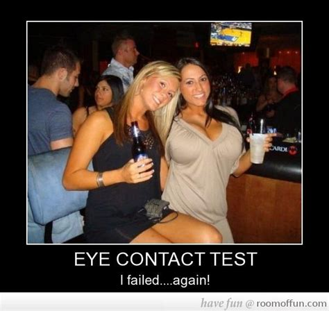 Eye Contact Meme - fail test meme www imgkid com the image kid has it
