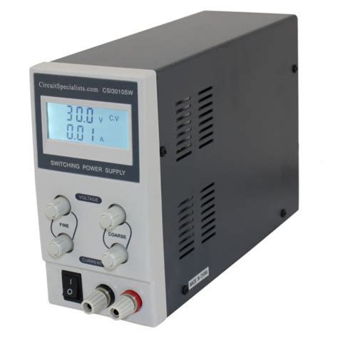 ac bench power supply low cost 10 amp bench power supply