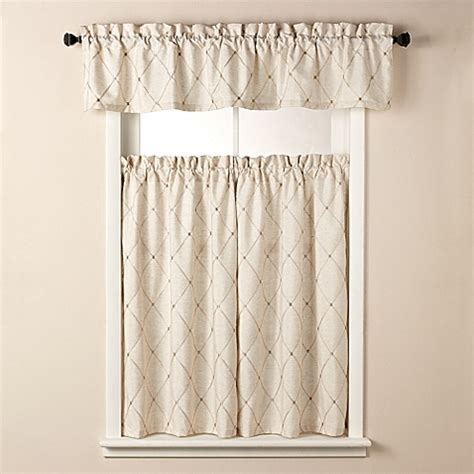 tier curtains and valances wellington window curtain tier pairs and valance www