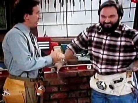 home improvement tim and al hillarious
