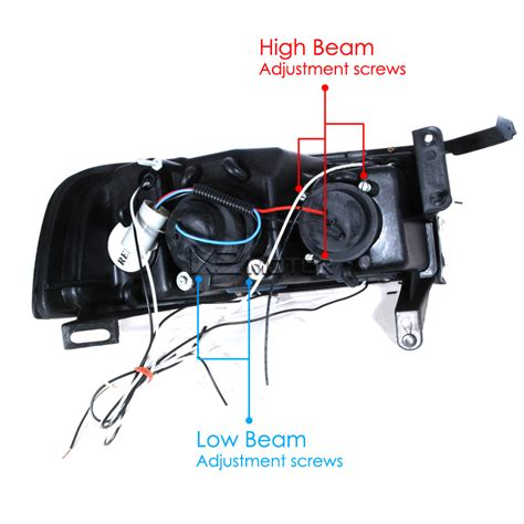 94 01 dodge ram headlights dual headlight wiring diagram