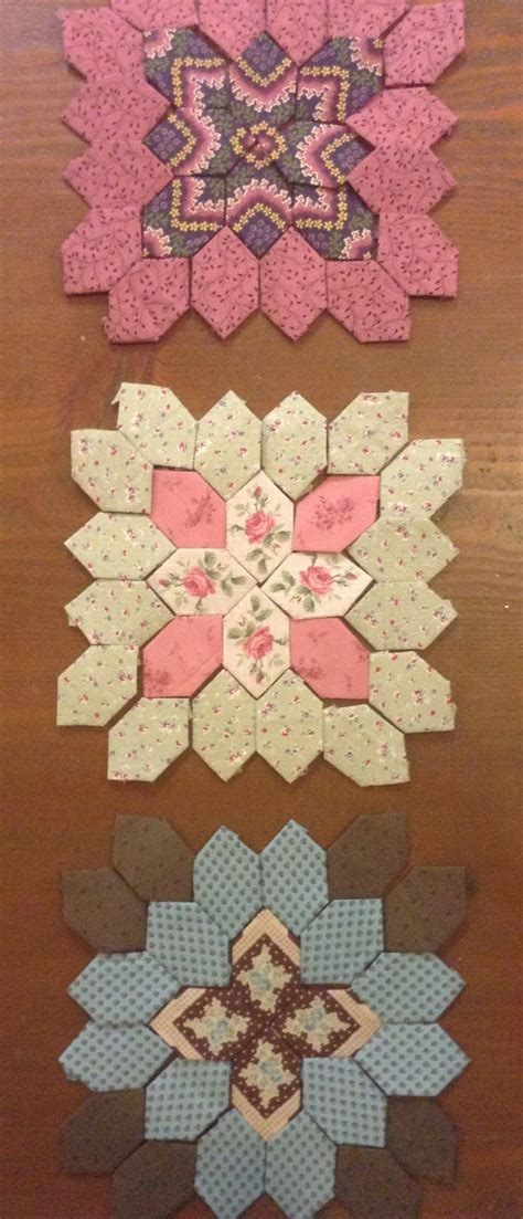 pattern for english paper piecing 17 best images about a quilt lucy boston potc on