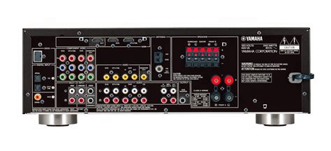 Audio Power Lifier Yamaha Hdmi yamaha htr 6230 av receiver audiobaza