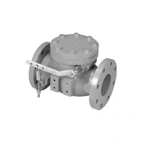 mueller swing check valve mueller 174 2 quot 12 quot swing type lever and spring check valves