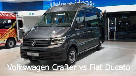 volkswagen microbus 2017 interior volkswagen crafter bus 2017 vs fiat ducato bus 2017 youtube