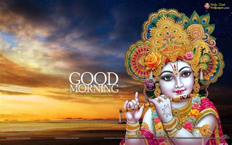 krishna images good morning good morning jai shree krishna