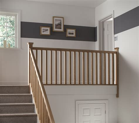 plain square 41mm stair spindle blueprint joinery