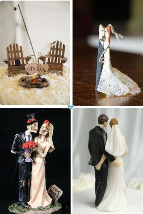 Unique Wedding Cake Toppers by The Complete Guide To Wedding Cake Toppers Unique Ideas