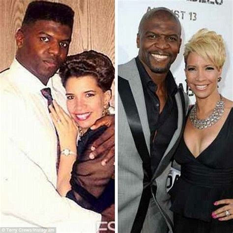terry crews wife terry crews reveals his pornography addiction was so bad