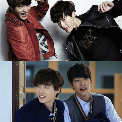 film korea lee jong suk dan kim woo bin 20 best kim woo bin lee jong suk images on pinterest