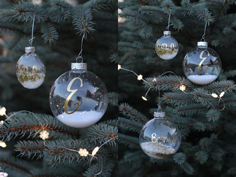 the chic country girl christmas diy snow glitter