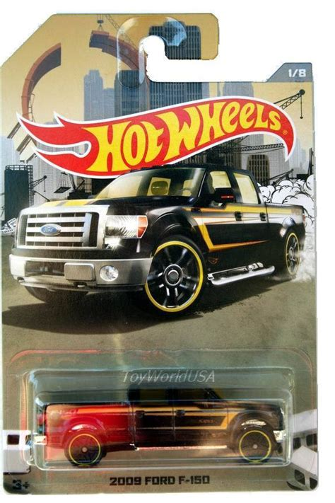 ebay trucks 2016 hot wheels truck series 1 2009 ford f 150 ebay