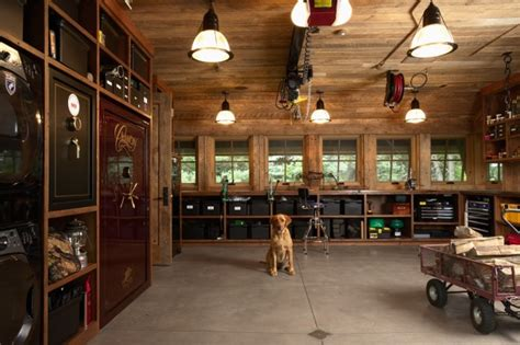 Garage Shop 10 The Most Cool And Wacky Garages Digsdigs