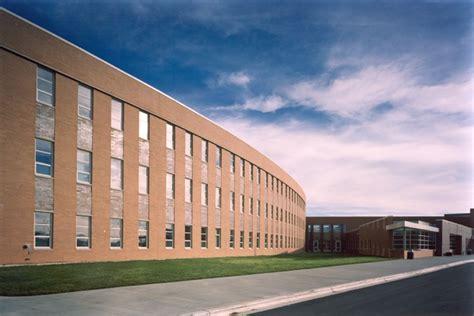 grayslake central high school interior renovations fgm grayslake north high school turner construction company
